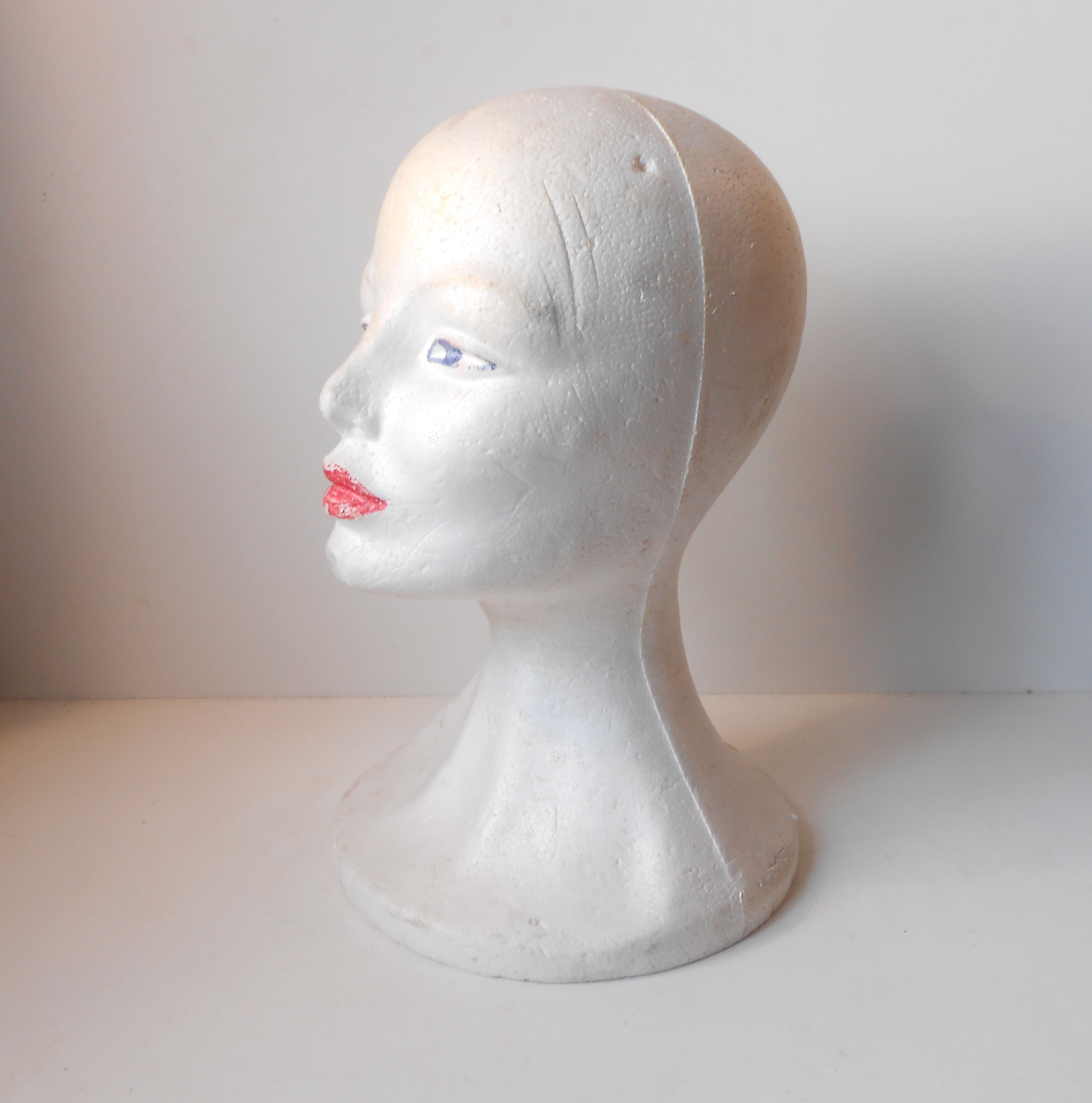 mannequin hoved
