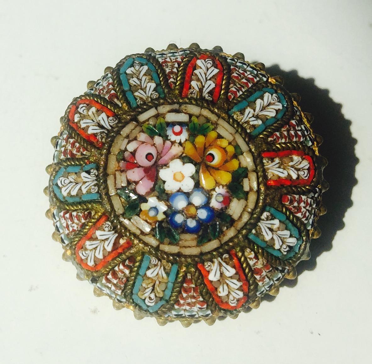 mosaik smykker
