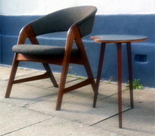 danske design møbler brugte