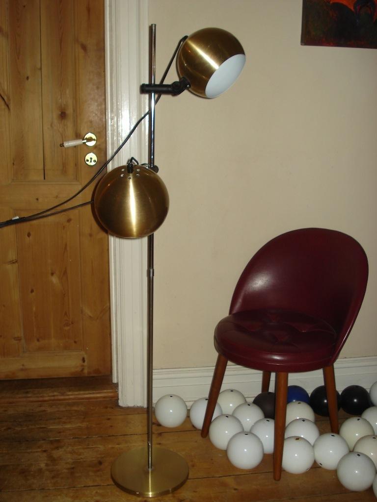 standerlampe retro Standerlampe – retro design.dk standerlampe retro
