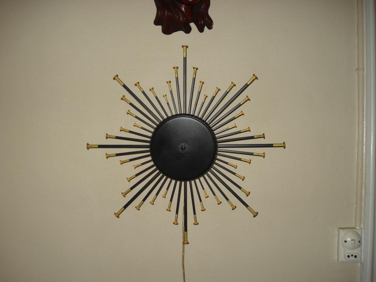 Sj u00e6lden sputnik v u00e6glampe u2013 retro design dk