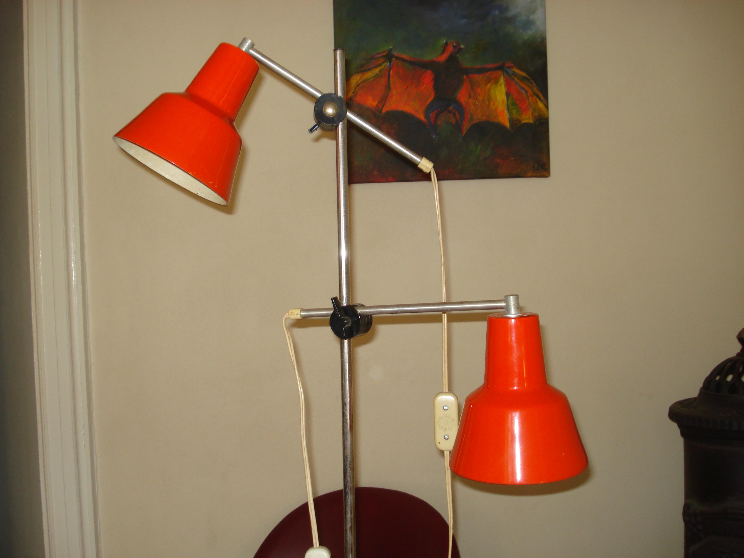 Horn Standerlampe