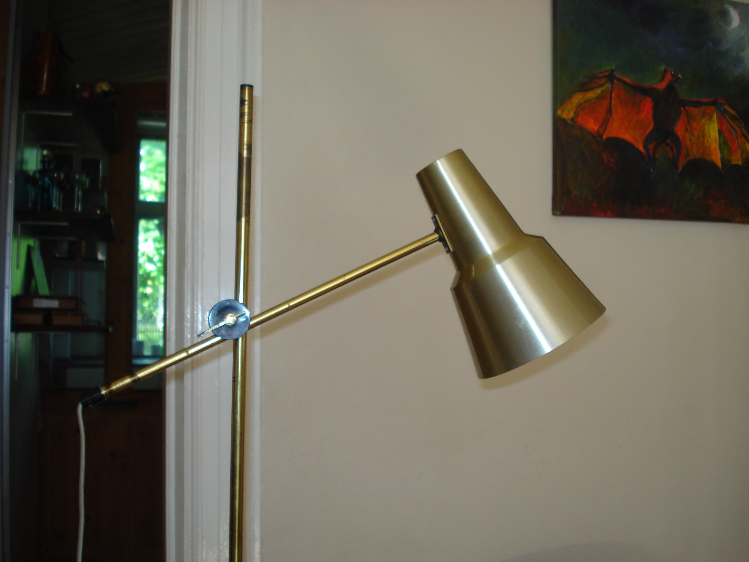 Standerlampe E S Horn 1960 u2032erne retro design dk