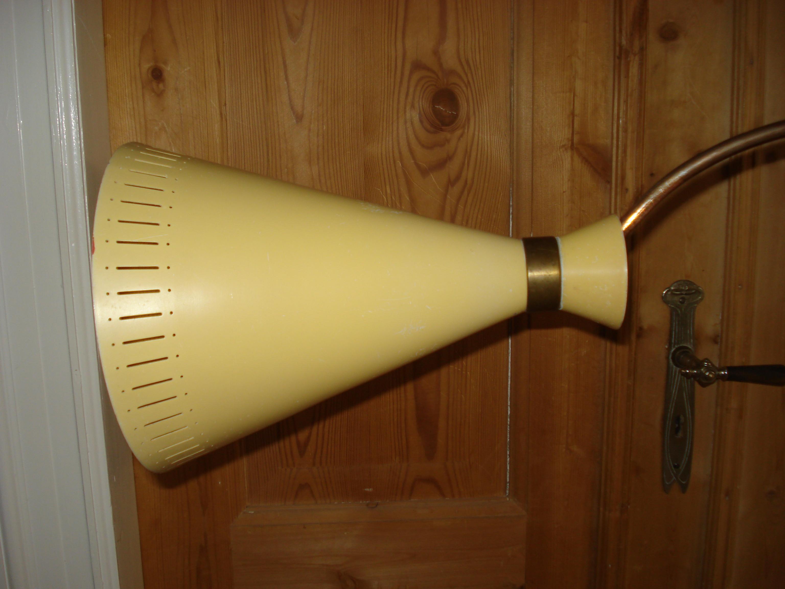 Standerlampe Asea el Svend Aage Holm Sorensen 1950 u2032erne retro design dk