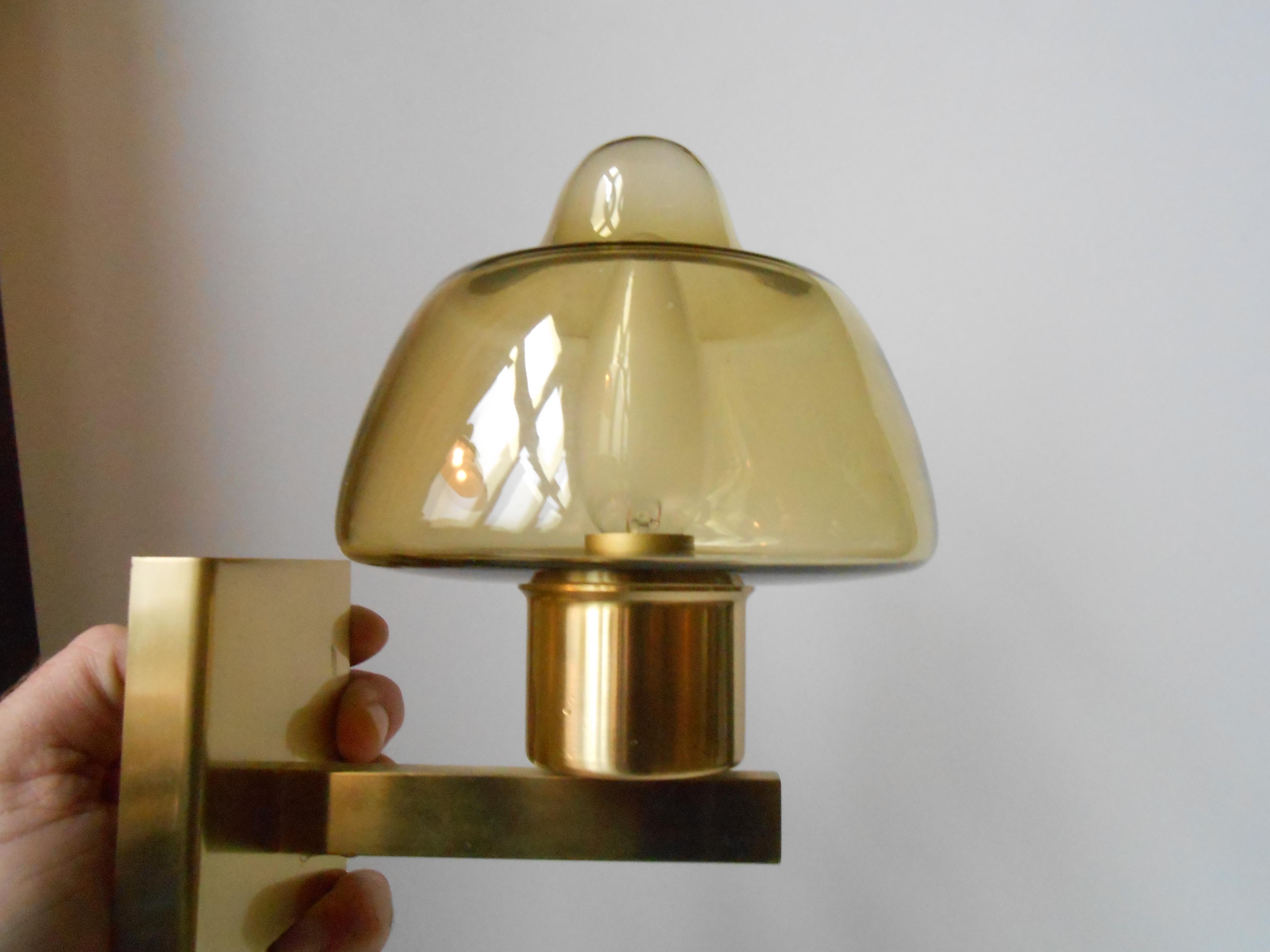 Vitrika Messing Lampe