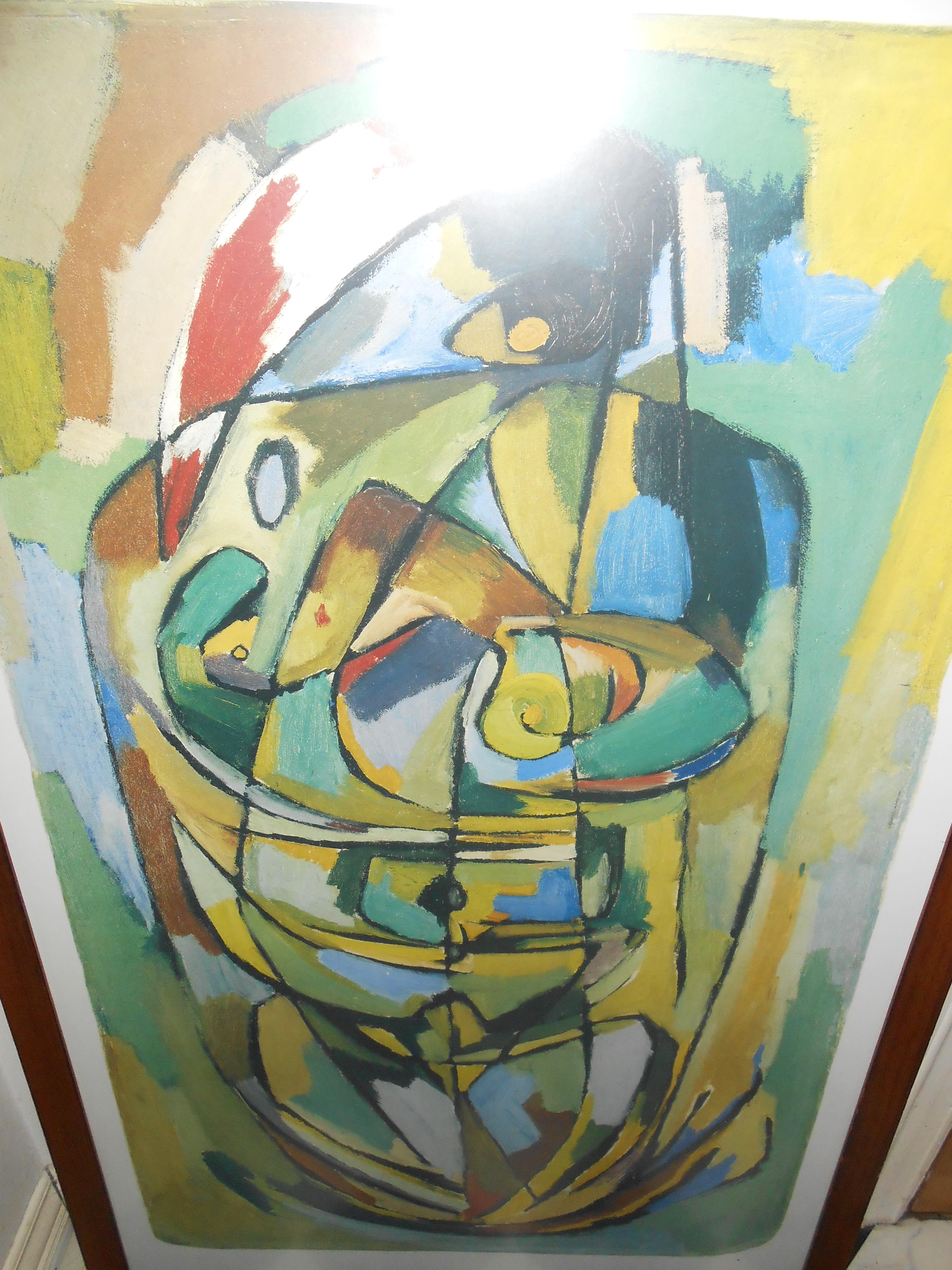 litografi asger jorn
