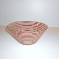 Gul Carnaby / palet vase: Holmegaard 1960'erne – retro-design.dk