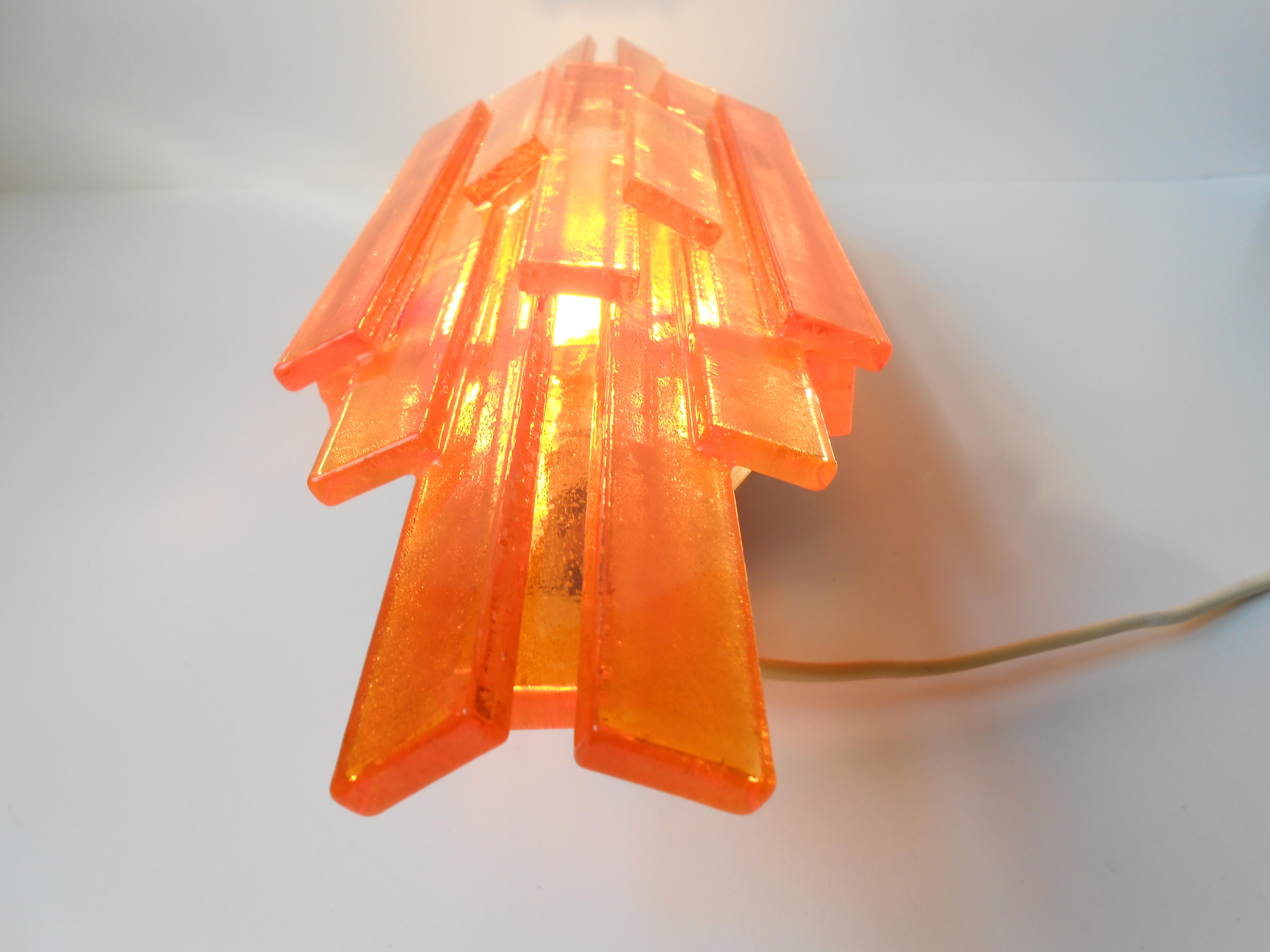 Claus Bolby orange v u00e6glampe dansk design 1970 u2019erne u2013 retro design dk