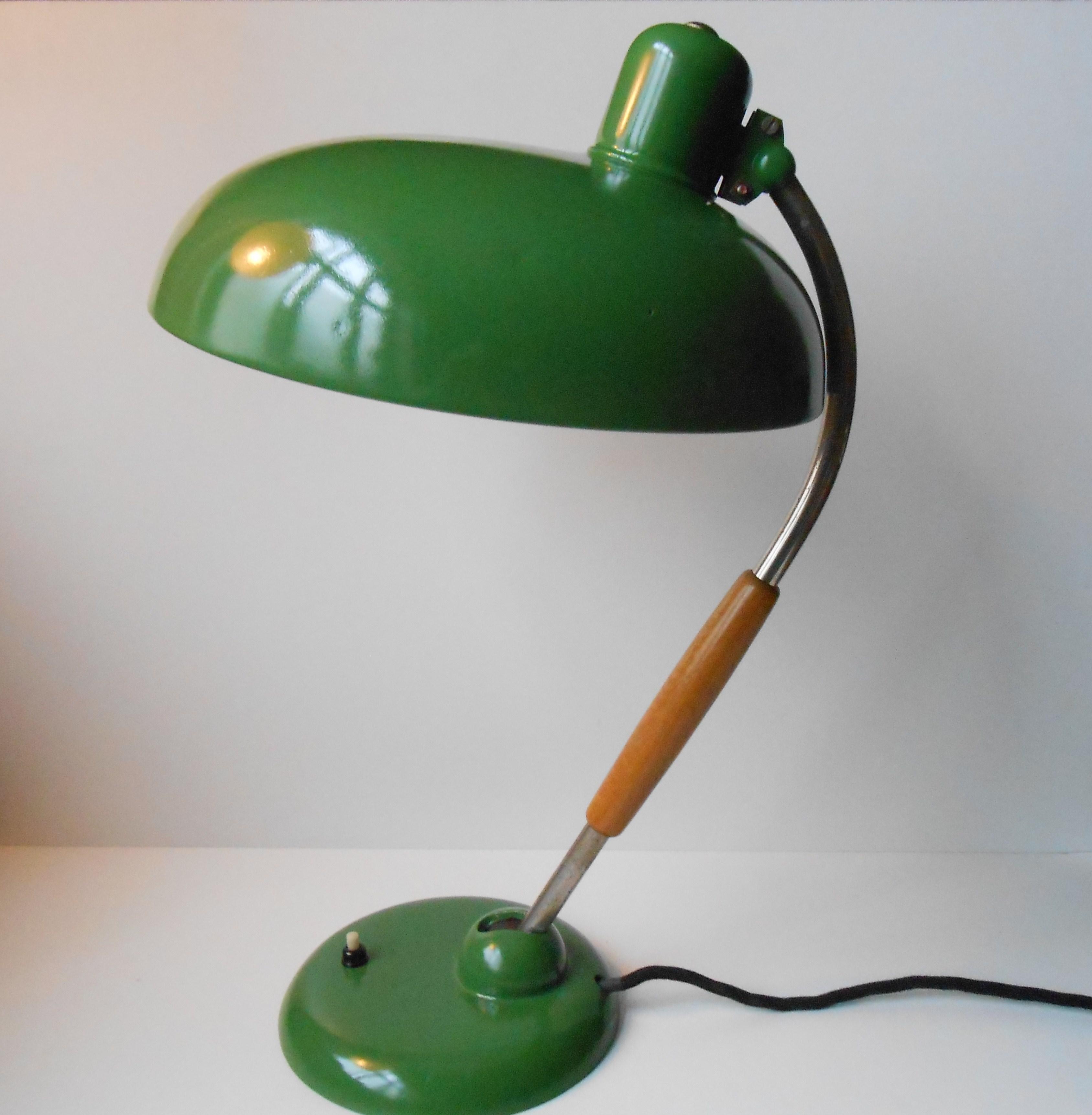 retro bordlamper Christian Dell bordlampe: Koronda ca 1930 – retro design.dk retro bordlamper