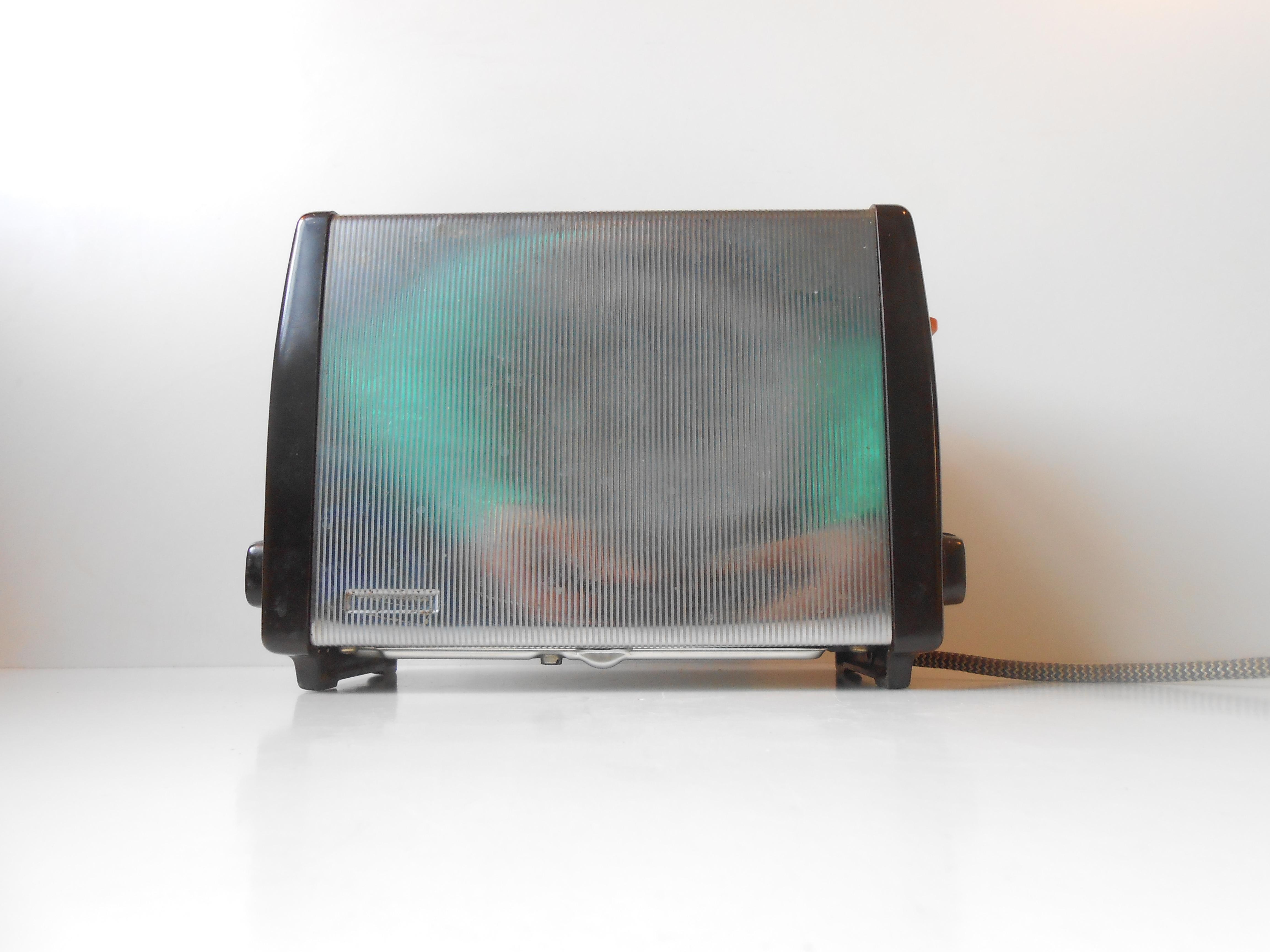 retro toaster philips ca 1970 retro. Black Bedroom Furniture Sets. Home Design Ideas