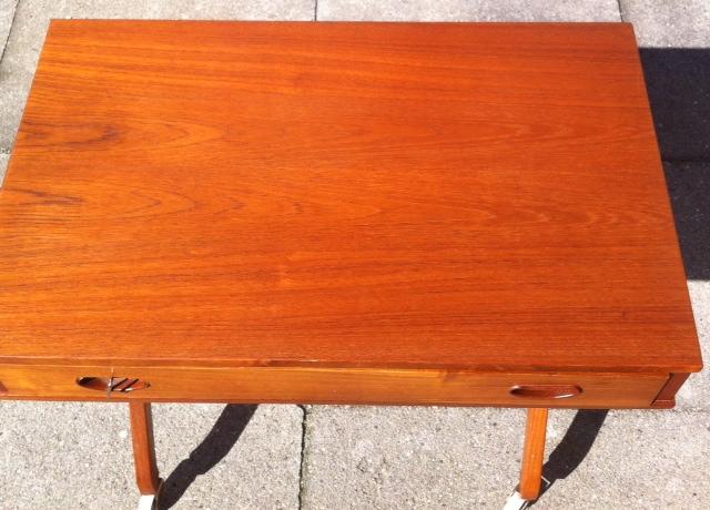 sybord entr m bel af teak dansk design 1960 erne retro. Black Bedroom Furniture Sets. Home Design Ideas