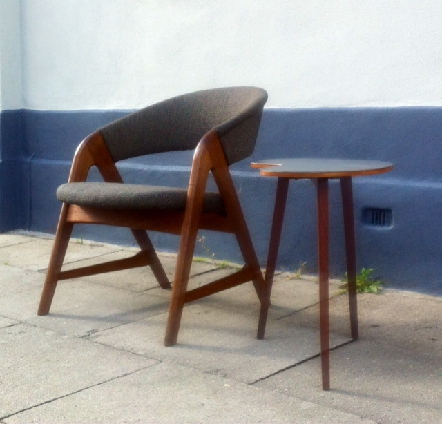 Arne Wahl Iversen: Sjaelden easy / lounge chair