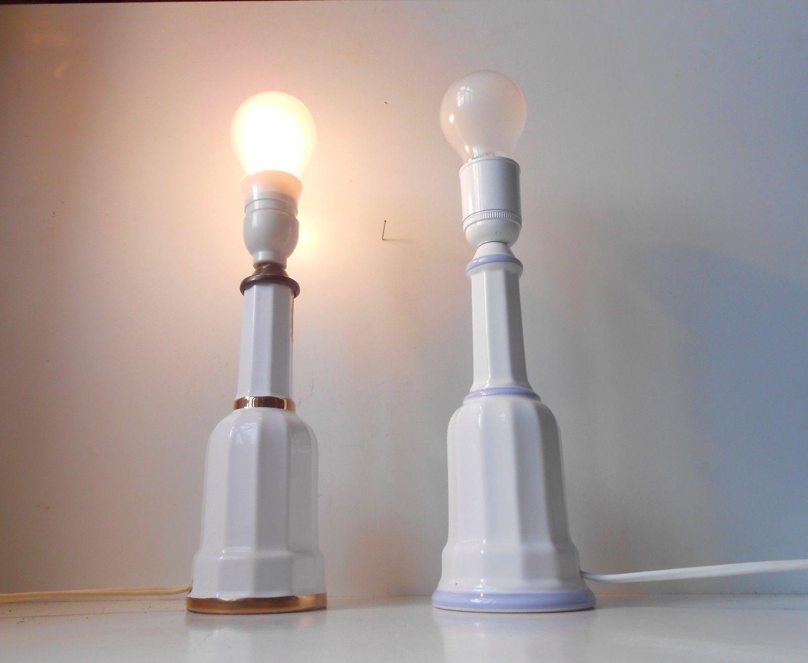bordlamper retro Et par Søholm 'Heiberg' bordlamper – retro design.dk bordlamper retro