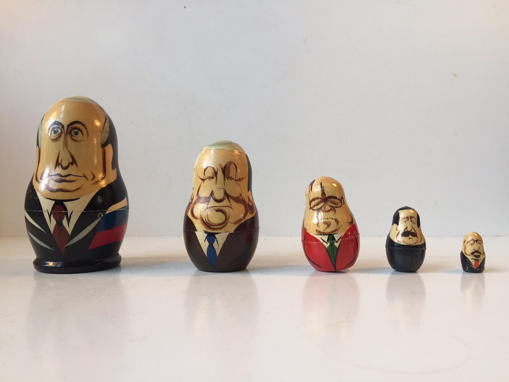 russiske præsidenter